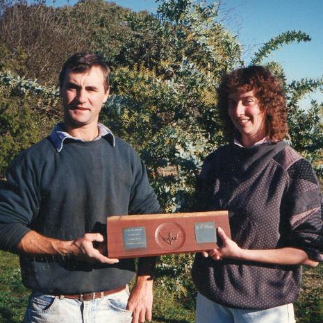 1995 Landcare Award Winners