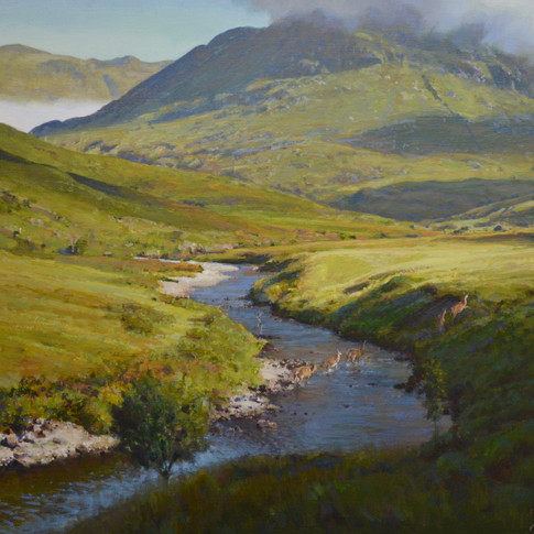 CROSSING THE CARNACH