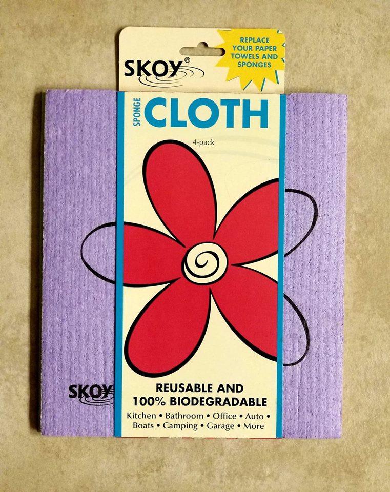 Skoy Sponge Cloth