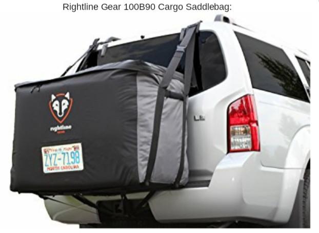 Cargo Saddlebag