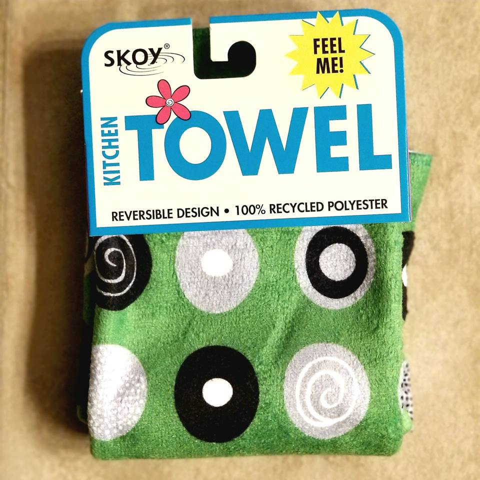 Skoy Towel to the Rescue
