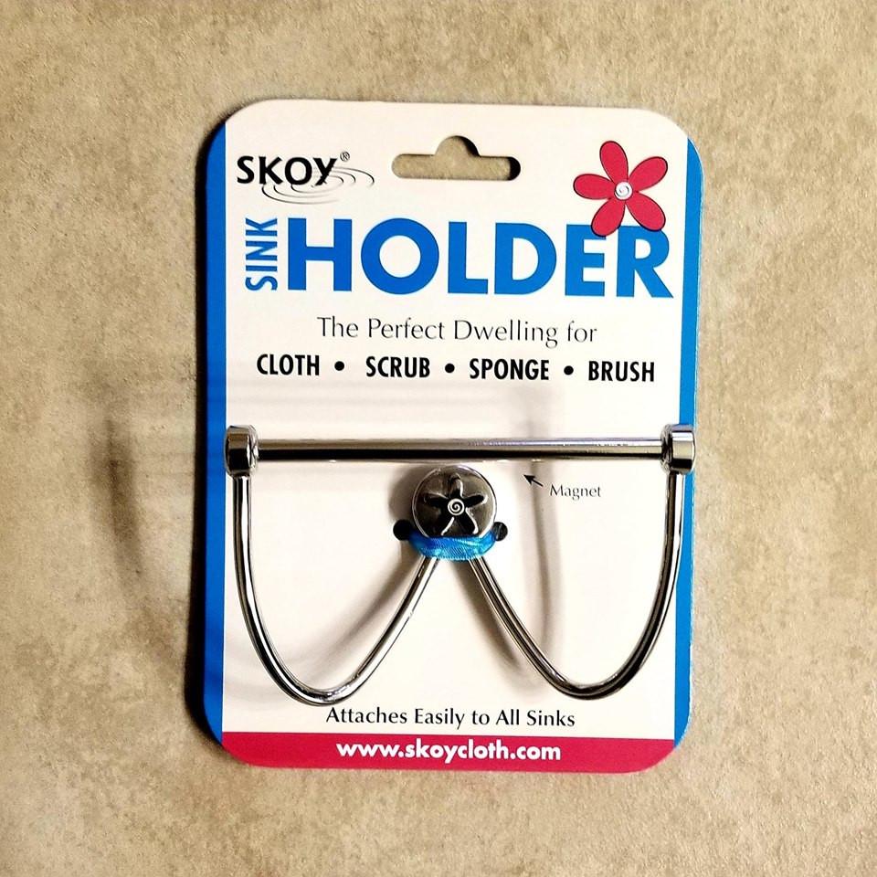 Skoy Sink Holder