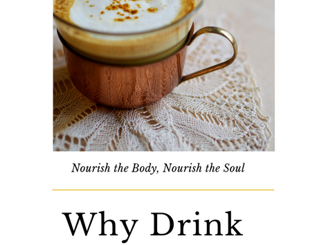 Why Drink Golden Milk? + Bonus Recipe