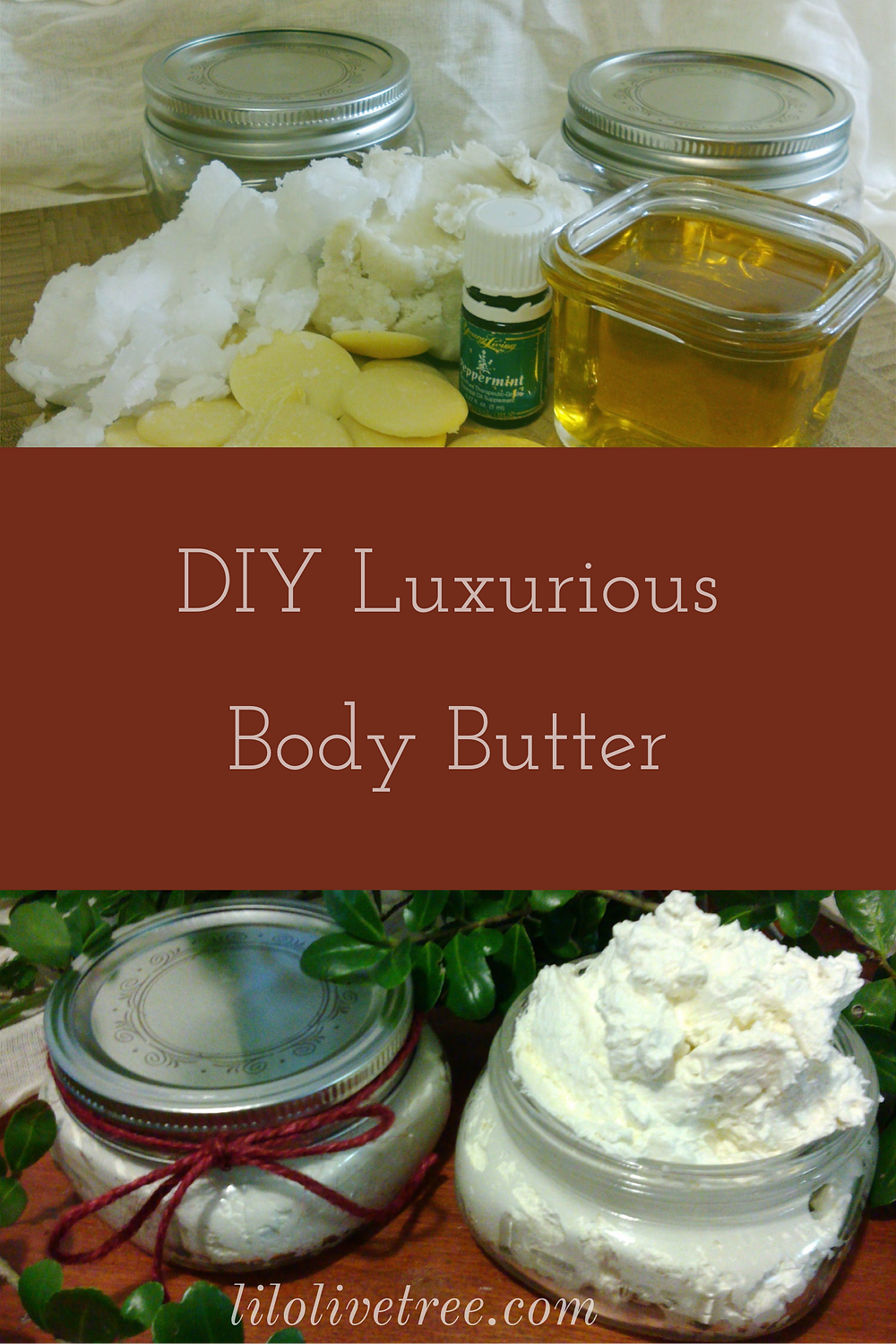 DIY Luxurious Body Butter: The perfect gift   #DIYbodybutter #perfectgift #DIY #smoothskin