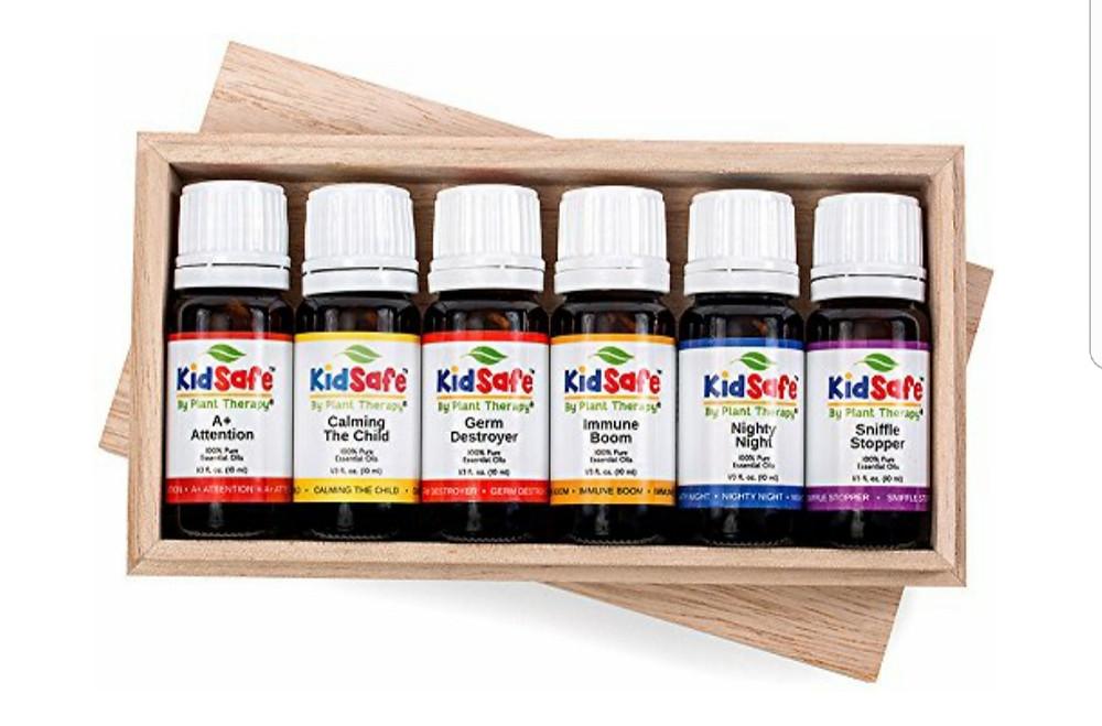 Kid Safe Essential Oils