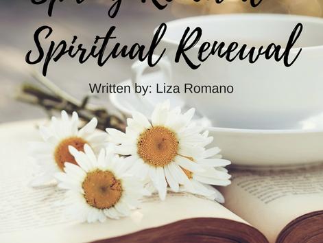 Tuesday Takeover: Spring Renewal- Spiritual Renewal