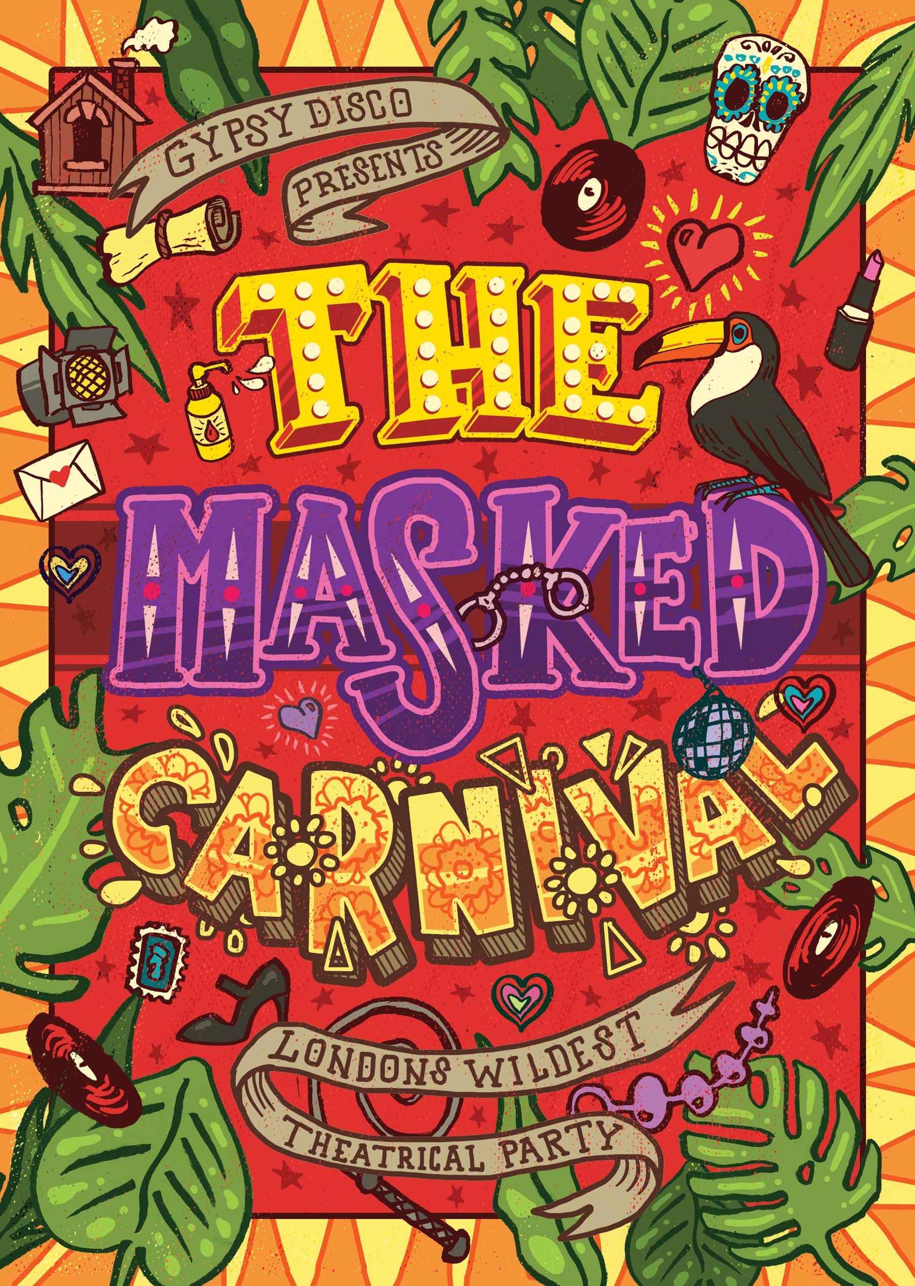 masked carnival