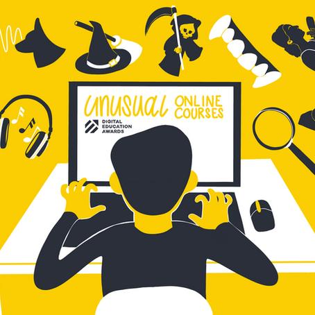 Ten Unusual Online Courses!