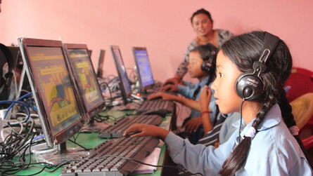 Kids of Kathmandu, Nepal Interview: Moving Mountains with Content Creation and Digital Education