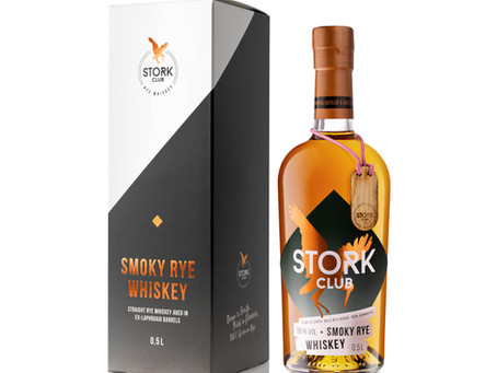 Tasting Notes Stork Club Smoky Rye 50%
