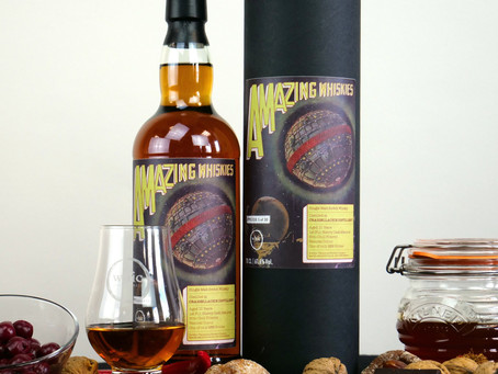 Tasting Notes Whic Amazing Whiskies – Episode 5 of 30; Craigellachie 11yo. 61,6%