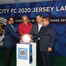 The QI Group owned PJ City Football Club