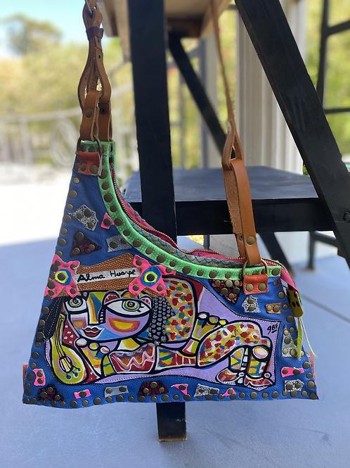 L Shaped Bag