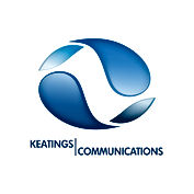 VOIP and Business telephone system provider logo for Keatings Communications