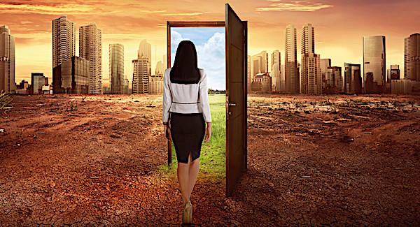 La journée d'une entrepreneuse agricole ordinaire en avril 2060