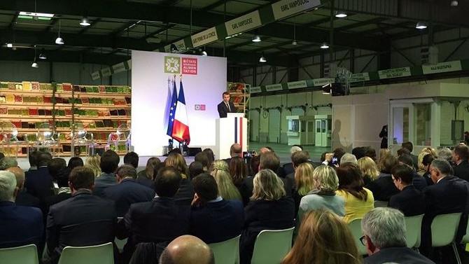 Etats généraux de l'alimentation  :             « Emmanuel Macron a mis les acteurs face à leurs