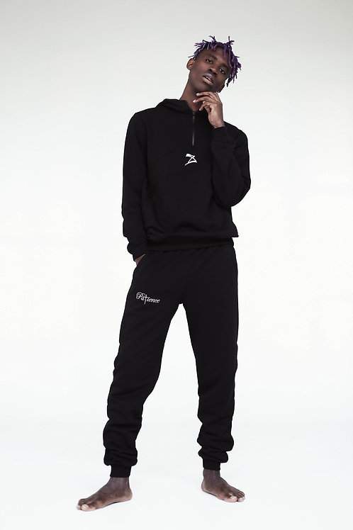 Black Wolf Sweatsuit