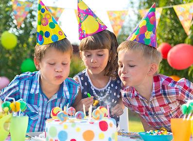 anniversaire enfant jeux facile à faire