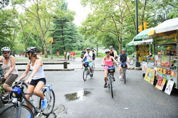 Guided Biking Tour In Central Park