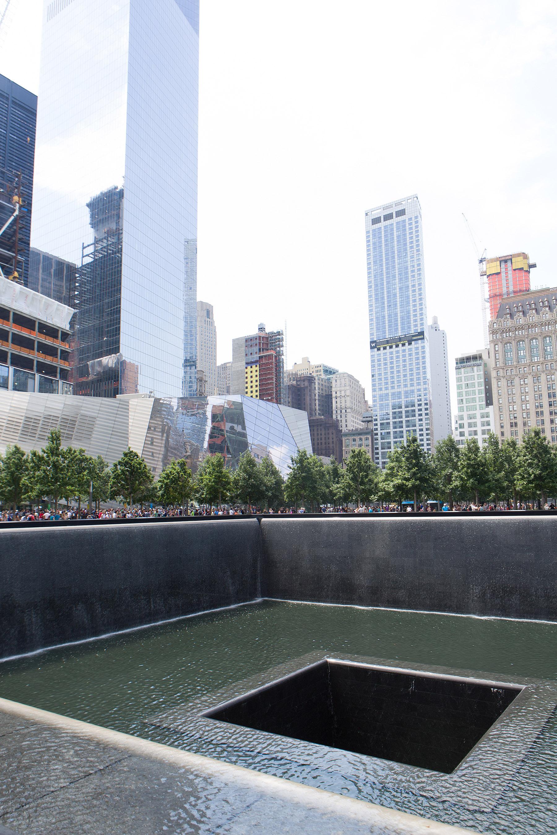 Visit the 9/11 Memorial & Museum