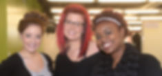Beauty school students rate our school the best and love their time in school