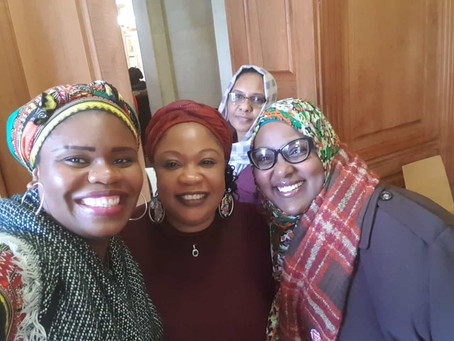 African Voices Forum (AVF) Black women in Leadership