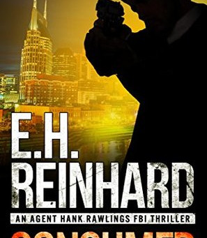 Consumed (Agent Hank Rawlings, #2)