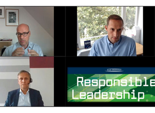 Responsible Leadership-Konferenz des F.A.Z.-Instituts – Bohnen stellt CPR vor