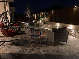Landscape lighting amazing backyards by