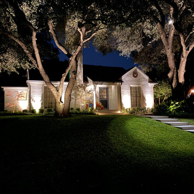 Outdoor Lighting Exterior and Landscape