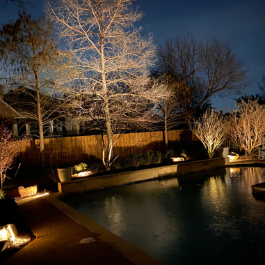 Landscape Lighting for Dallas and Fort W