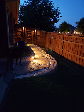 Outdoor Lighting Dallas and Fort Worth b