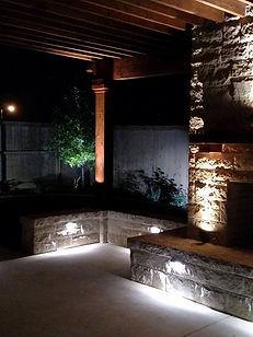 Custom Outdoor Lighting for Pergolas and