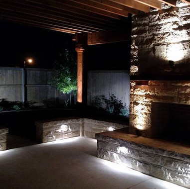 Custom Outdoor Lighting for Pergolas and