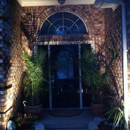 Dallas Landscape Lighting Lighting by Ni