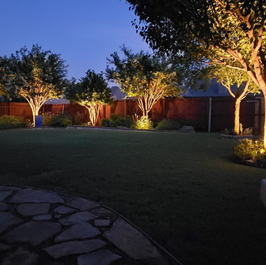 Dallas and Fort Worth Outdoor Lighting b