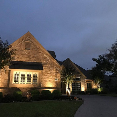 Dallas Outdoor Lighting -Home Exteriors