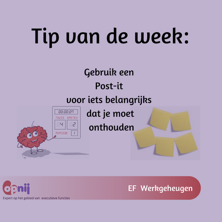 Tip van de week (week 51)