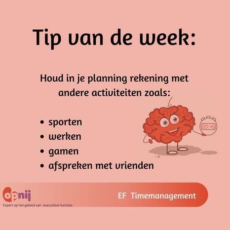 Tip van de week (week 50)!