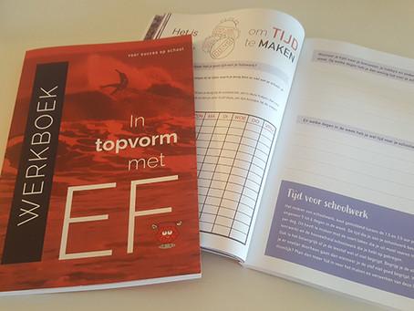 Het Werkboek - In topvorm met EF is nu verkrijgbaar!