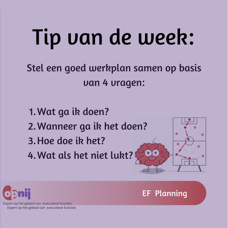 Tip van de week (week 49)!