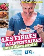 La semaine des diététiciens - Les fibres alimentaires