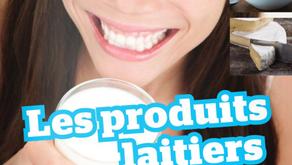 Brochure sur les produits laitiers