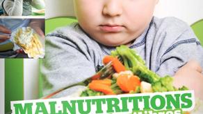 Brochure sur Les déséquilibres alimentaires des Belges