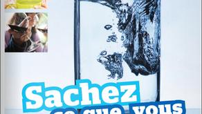 Brochure sur sachez ce que vous buvez