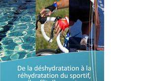 Brochure sur l'hydratation du sportif