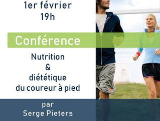 Nutrition & Diététique du coureur à pied