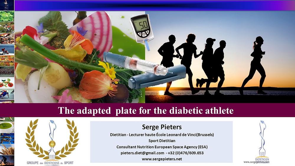 Conférence présentée à Rotterdam dans le cadre du Congrès de l'European Federation of Dietetic Association (EFAD)