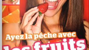 Brochure sur les fruits