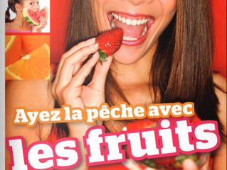 Brochure sur les fruits